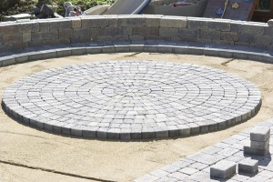cedargreen-Circle-Paver-Design